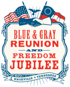 Blue & Gray Reunion and Freedom Jubliee Logo
